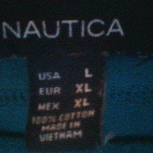 Nautica extra large shirt